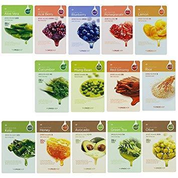 The Face Shop Real Nature Mask