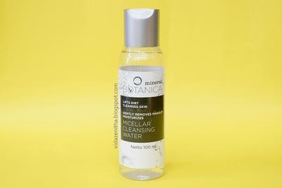 Mineral Botanica Micellar Cleansing Water