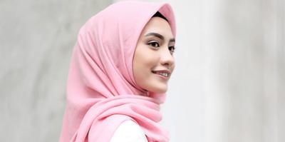 Warna Hijab Pink