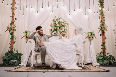 Cari Inspirasi Gaun Pengantin Muslimah Untuk Pernikahan Internasional? Ini Dia Inspirasinya!