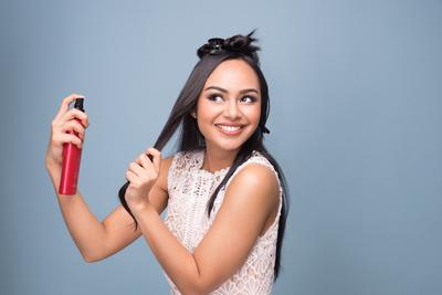 Gunakan Pelindung Rambut