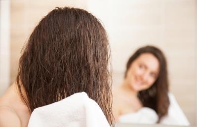Keringkan Rambut Sebelum Memakai Catokan Rambut
