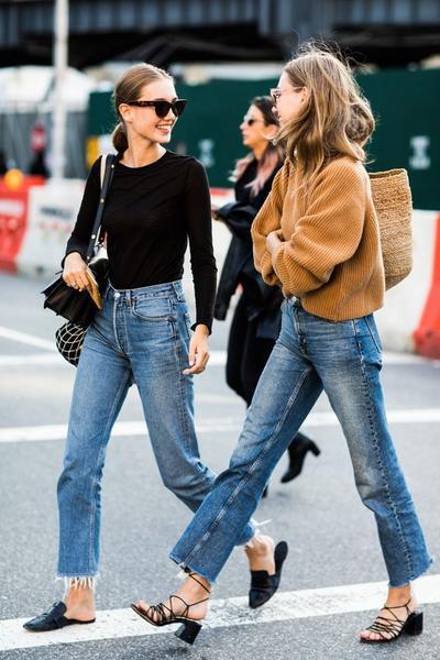 Hem jeans