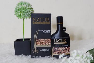 #FORUM Natur Hair Tonic Beneran Bikin Rambut Tumbuh Lebat dan Gak Rontok??