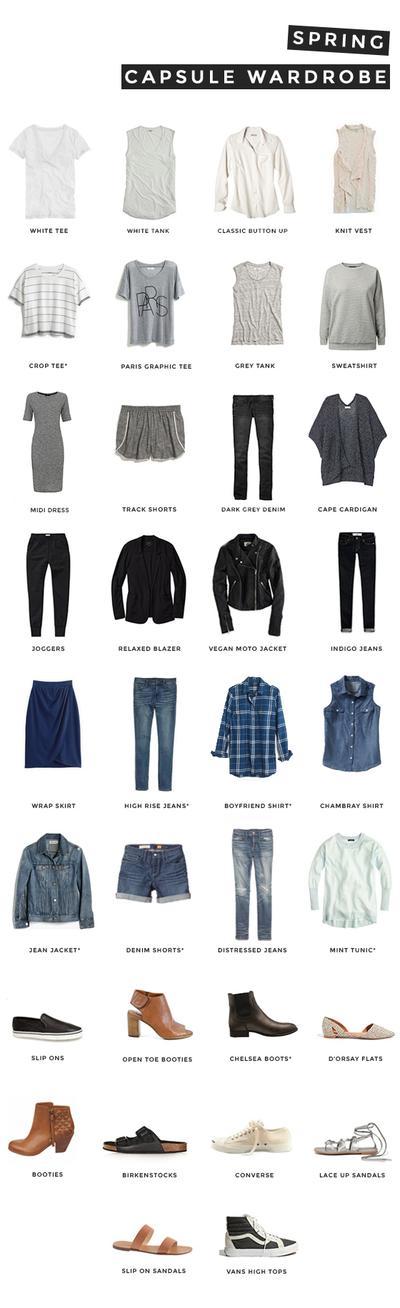 Capsule Wardrobe, Cara Cerdas Menata Lemari dan Tampil Stylish Hanya dengan 30 Pakaian