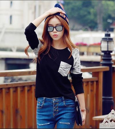Tampil Lebih Stylish dengan Inspirasi Gaya Menggunakan Baju Lengan Panjang Yuk!
