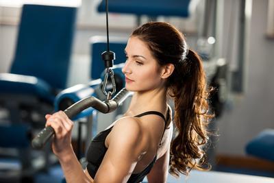 Fitness atau Angkat Beban