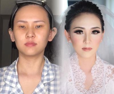 """5 MUA Ini Terkenal dengan Hasil Make Up """"Manglingi"""", Hasil Make Upnya Menakjubkan!"""