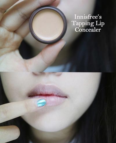 5. Gunakan  Lip Concealer Sebagai Base