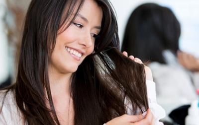 Memperbaiki Rambut yang Rusak