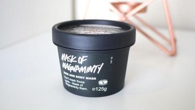 Review: Masker Lush Mask of Magnaminty, Apakah Worth It untuk Dicoba?