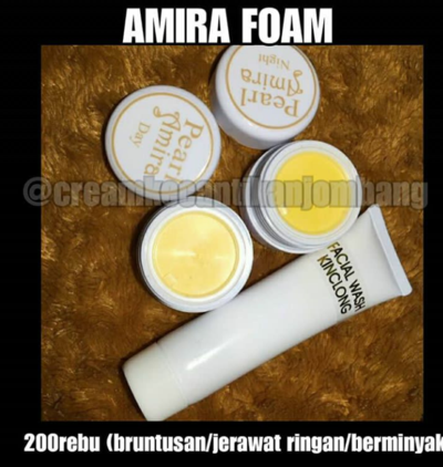 #FORUM Ada yang pernah pakai Cream Amira Pearly? Efek samping dan manfaatnya, jika dipakai jangka lama gimana?