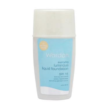 Wardah Lumineux Liquid Foundation