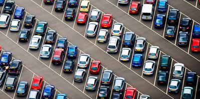 Repot Sama Parkiran
