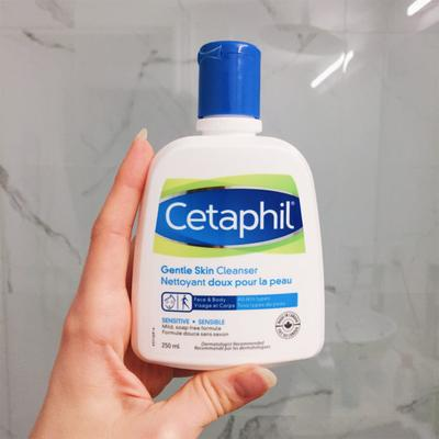 #FORUM Kok Cetaphil Gentle Cleanser Punyaku Gak Berbusa Ya?? Apa Produk Palsu??