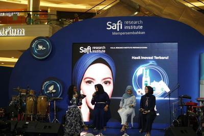 Grand Launching Safi Skincare: Skincare Halal Pertama di Dunia