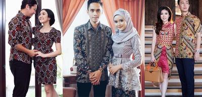Paduan Warna Batik