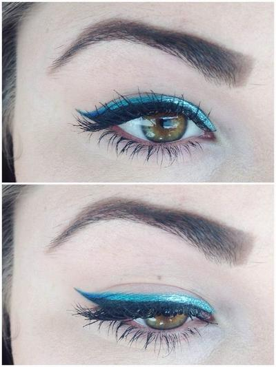 Gunakan Crayon Eyeshadow sebagai Eyeliner!