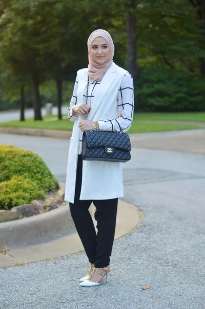 Vest Outer for Hijabers