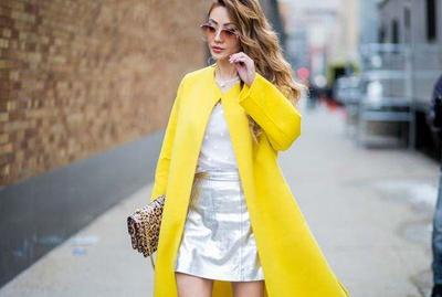 Inspirasi Style Dengan Baju Kuning Ini Bisa Bikin Kamu Makin Fashionable