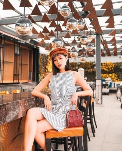 Fancy Style ala Olivia Lazuardy