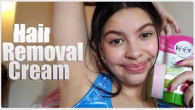#FORUM Veet Hair Removal Cream, seriusan ampuh angkat bulu di tubuh??
