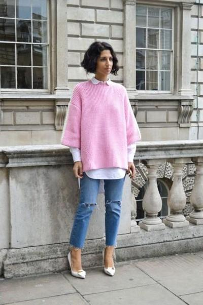 Blouse & Sweater