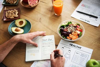Menu Program Diet