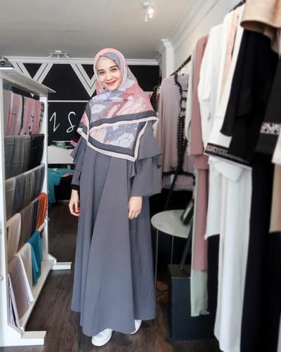 Semakin Cantik, Begini Perubahan Artis Zaskia Sungkar yang Kini Memilih Hijab Menutup Dada