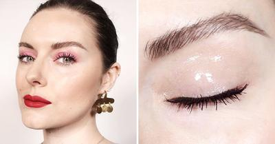 #FORUM Menurut kalian tren glossy eyeshadow.. Yes or No??