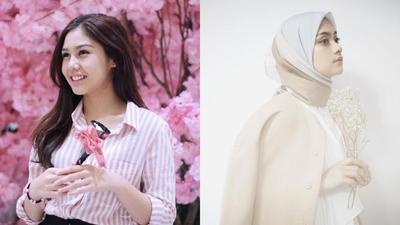 Memerankan Film 'Teman Tapi Menikah', Ini 5 Perbedaan Vanesha Priscilla dan Ayudia Bing Slamet di Kehidupan Nyata!