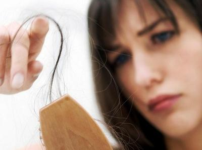 Rambut Mudah Rontok