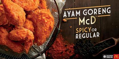 Lagi Bingung Mau Makan Apa? Mending Simak Dulu Review Hot Spicy Chicken McD Ini Nih