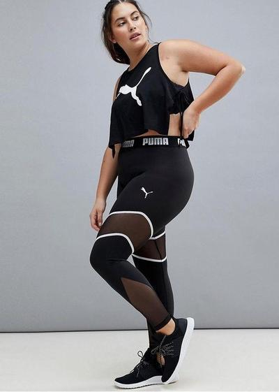 Sports Outfit untuk Para Plus Size Body yang Kece dan Nyaman