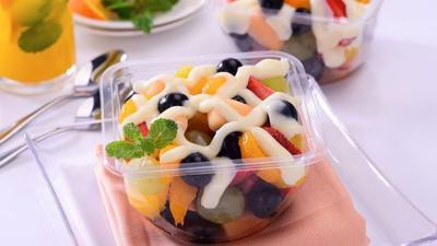 Salad Vs Karedok