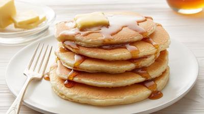 Pancake Vs Serabi