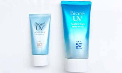 #FORUM Review Biore UV Aqua Rich dong sis....