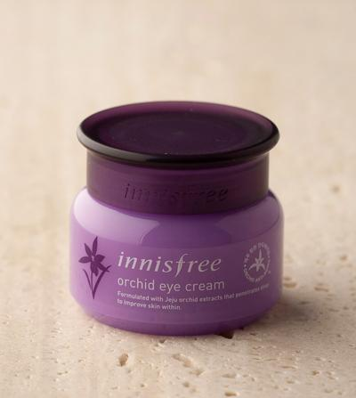 #FORUM Review Innisfree Orchid Eye Cream