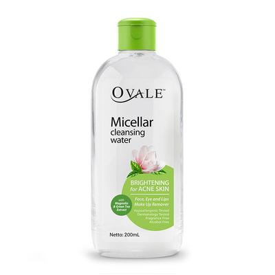 #FORUM Review Ovale Micellar Water Brightening for Acne Skin dong....