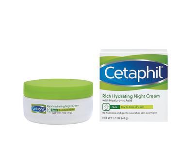 #FORUM Hmmm.....Cetaphil Night Cream Cocok gak sih untuk Kulit Berminyak?
