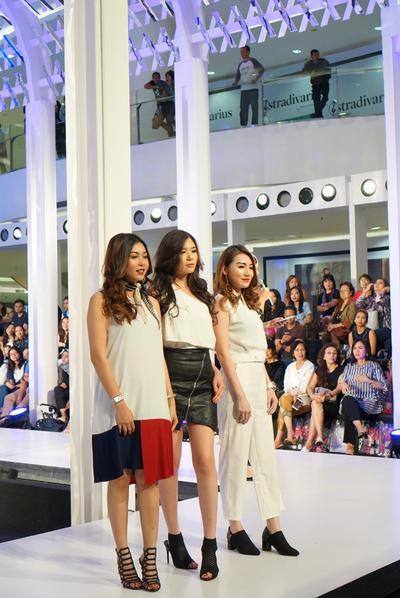 Panasonic Beauty di Macrame Fashion Nation 2018