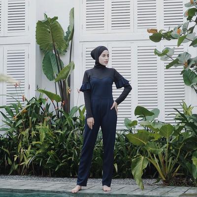 Olahraga Anti-Ribet, Style Hijab Ini Bakal Bikin Kamu Nyaman Saat Bergerak
