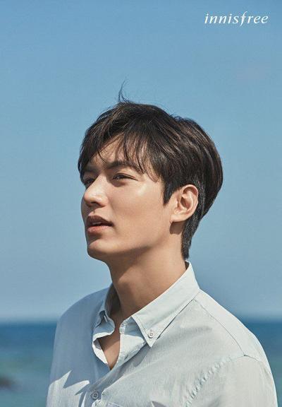 1. Lee Min Ho