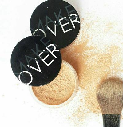 Make Over Silky Smooth Powder