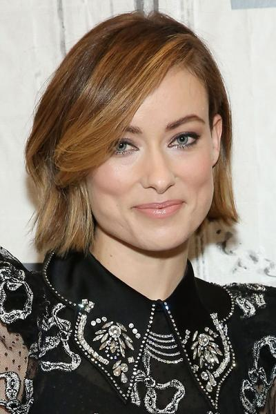 Bob Style with Side Bangs