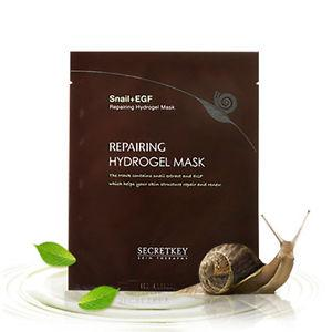 http://www.ebay.com/itm/Secret-Key-Snail-Egf-Repairing-Hydrogel-Mask-1P-30g-/351307309290