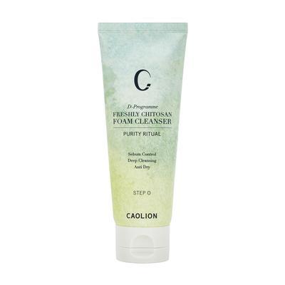 Caolion Freshly Chitosan Foam Cleanser