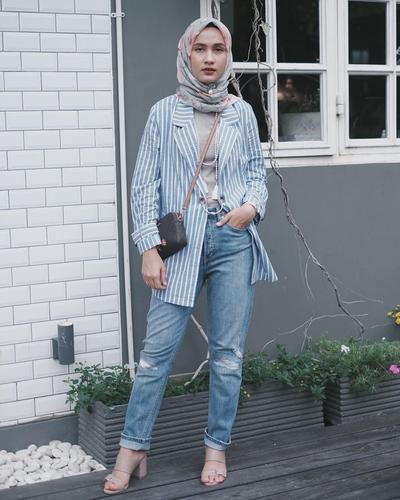 Inspirasi Style Hijab Casual Ala 5 Selebgram Ini Cocok