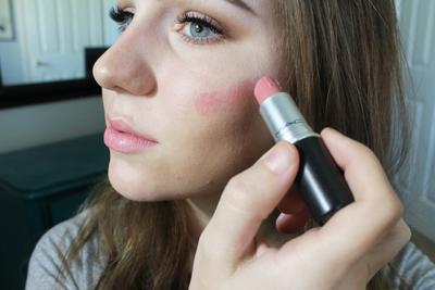 http://www.makeupandbeautyblog.com/cosmetics/use-lipstick-blush-concealer-eye-primer/