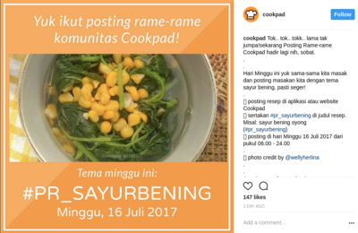 https://www.instagram.com/cookpad/